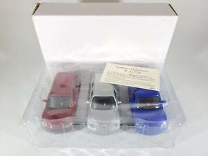 Chrysler-Collection-Limited-Edition-1-38-PT-Cruiser-GT-Cruiser-Set-NEW-NIB