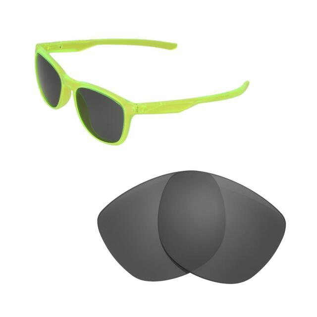 fe8eaaeadf6 Walleva Black Polarized Replacement Lenses for Oakley Trillbe X ...