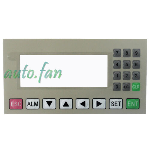 New For XINJIE HMI OP320-A OP325-A MD204L MD306L Membrane Keypad Replacement