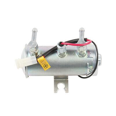 NEW ELECTRIC FUEL PUMP CAR VAN DIESEL PETROL ENGINE FACET STYLE 12V