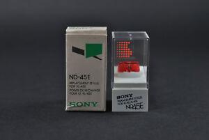 NOS-Sony-ND-45E-Original-Stylus-Nadel-Fuer-XL-45-Kartusche
