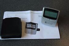 Oregon Scientific Radio Controller ExactSet Travel Alarm Clock