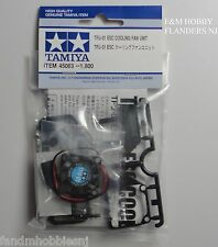 Tamiya RC Car ESC Electronic Speed Control Fan Unit TFU - 01 45063