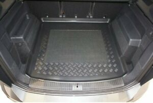 Kofferraum-Wanne-Schale-Matte-fuer-VW-Touran-II-5T-2015-5-7-Sitze-3-Reihe-flach
