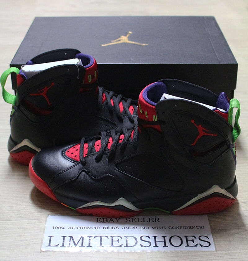NIKE AIR JORDAN VII 7 RETRO MARVIN THE MARTIAN 304775-029 hare n7 tinker bin 23 Seasonal price cuts, discount benefits