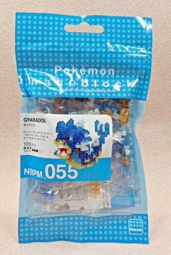 nanoblock NBPM/_055 Pokemon Gyarados