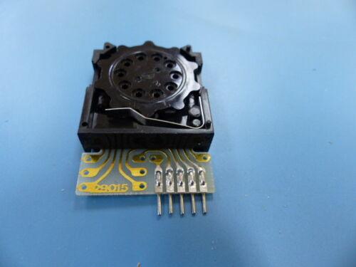 DIGITRAN  20915//701 Qty of 5 per Lot THUMBWHEEL SWITCH//BCD