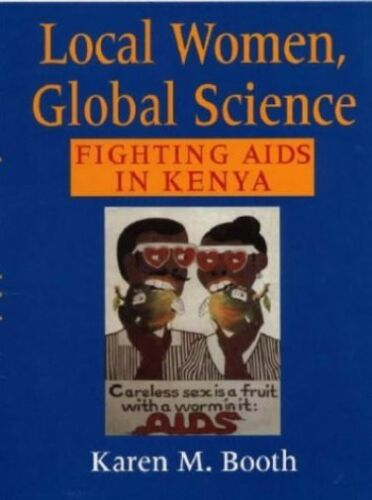 1 of 1 - Booth-Local Women Global Science  BOOK NEW