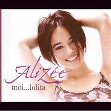 MAXI CD Alizée - Mylène FARMERMoi...Lolita  UK Inc Illicit full vocal mix
