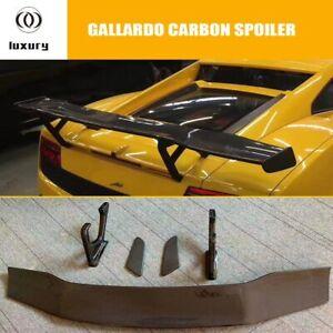 Perfect Fit Lamborghini Gallardo LP550 560 570 DMC Wing Carbon Fiber Aerodynamic