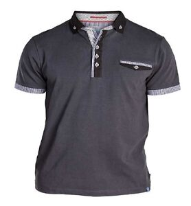 Duke Fashion Polo Shirt 4XL NAVY hEgdsa