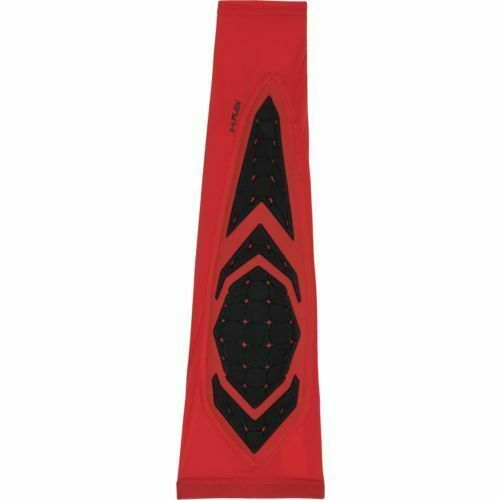 Red S//M Under Armour Men/'s Football Game Day Padded Arm Sleeve