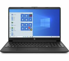 "HP 15-gw0502sa 15.6"" Laptop - AMD Athlon, 1 TB HDD, Black - Currys"