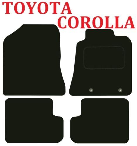Toyota Corolla a medida Alfombrillas De Coche De Calidad De Lujo 2002 2003 2004 2005 2006