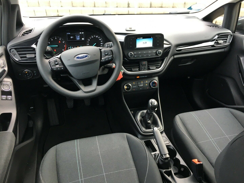 Ford Fiesta 1,1 85 Trend - billede 6