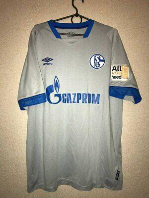 FC Schalke 04 Away football shirt 2018 - 2019 umbro jersey XL | eBay