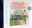 Principle-centred Leadership by Stephen R. Covey, Author (Audio cassette, 2000)