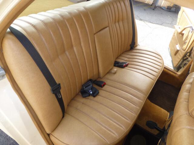 Mercedes Benz REAR seat covers w123 200d,220d,230,240d,250,280,280e,300d,300td