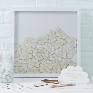 Baby-Shower-Cloud-Drop-Top-Frame-Alternative-Guest-Book-Ginger-Ray