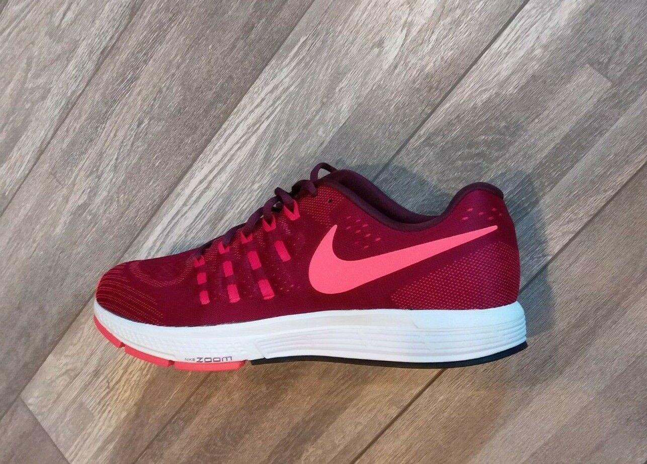 Nike Air Zoom Vomero 11 Maroon Mens Sz 10.5 Running shoes Sneakers 818099-600