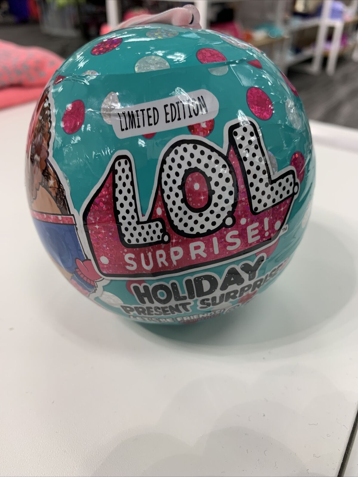 L.O.L Surprise Holiday VACA BAYAY Limited Edition Brand New