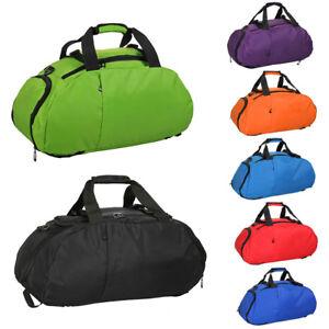 aff7eedf0059 Large Gym Sports Bag Travel Totes Yoga Backpack Sports Training ...