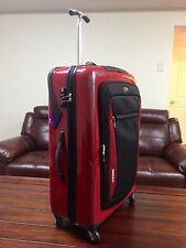 Tumi Ducati Limited Edition Evoluzione Quattroporte Extended L Luggage Suitcase