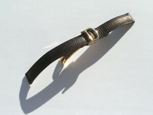 Cartier-Kroco-Croco-Leder-Armband-Leather-brazalet-12mm-70-75-mit-FS-I558