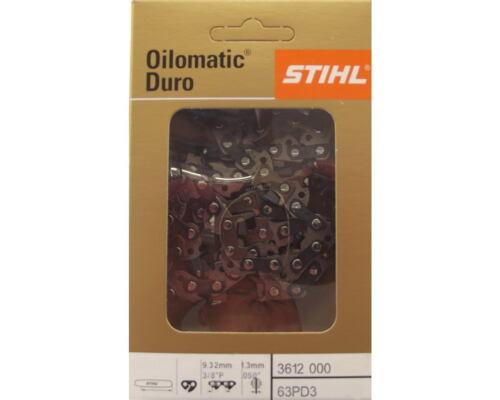 2x45cm Stihl duro cadena metálica para Stihl mse200c motosierra sierra cadena 3//8p 1,3