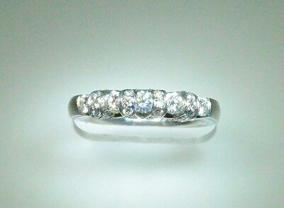 Verragio EUR-8014W Diamond Wedding Band 0.45 ct, Platinum - CLOSEOUT !!