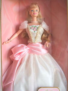 Poupee Barbie collection 1998 Birthday Wishes? Collector Edition Mattel 21128