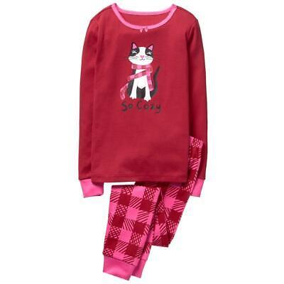 NWT New Gymboree Gingerbread Christmas Fleece Pajamas Boy Girl Size XS S 4 5 6