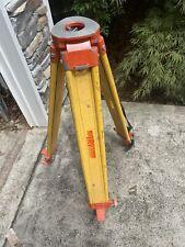 Tripod Iri For Total Station Transit Surveying Equipment