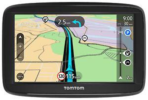 TomTom-Start-52-M-CE-Traffic-Lifetime-3D-Maps-TMC-Tap-amp-GO-EU-GPS-XXL-Navi-WOW
