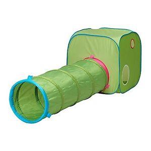 huge discount 8dd45 62cf6 Details about IKEA Busa Children's Kids Pop Up Indoor & Garden Toy Play  Tent + Tunnel Options