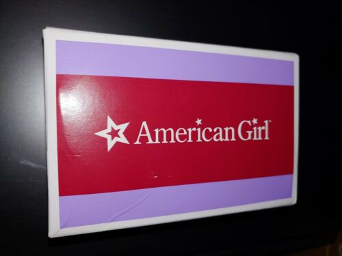 NIB FO894-RF1D FASHION BLACK knee high BOOTS American Girl Doll