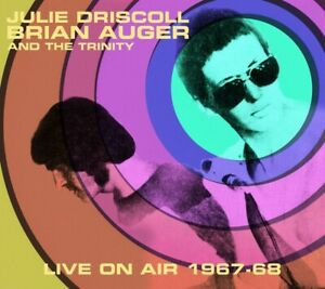 JULIE-DRISCOLL-BRIAN-AUGER-THE-TRINITY-LIVE-ON-AIR-1967-68-180GR-COLOR-VINYL-UK