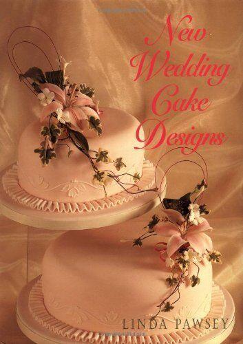 New Wedding Cake Designs By Linda Pawsey