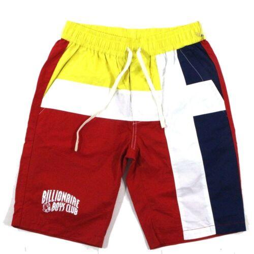 $99.99 Billionaire Boys Club Men Dock Shorts red