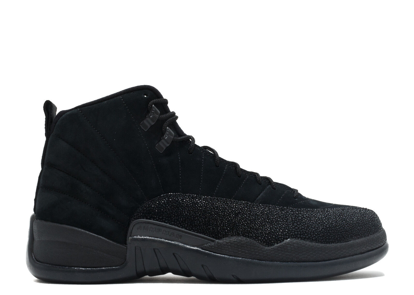 Nike Air Jordan 12 XII Retro OVO Black Size 10. 873864-032