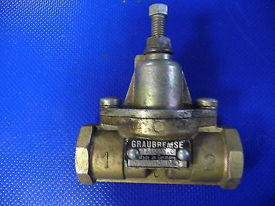 Grau 314013002    Bremse - Druckluftventil -