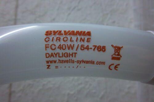54-765 DayLight FC40W//54-765 40W//54-765 RingLampe L C Sylvania CircLine FC 40W
