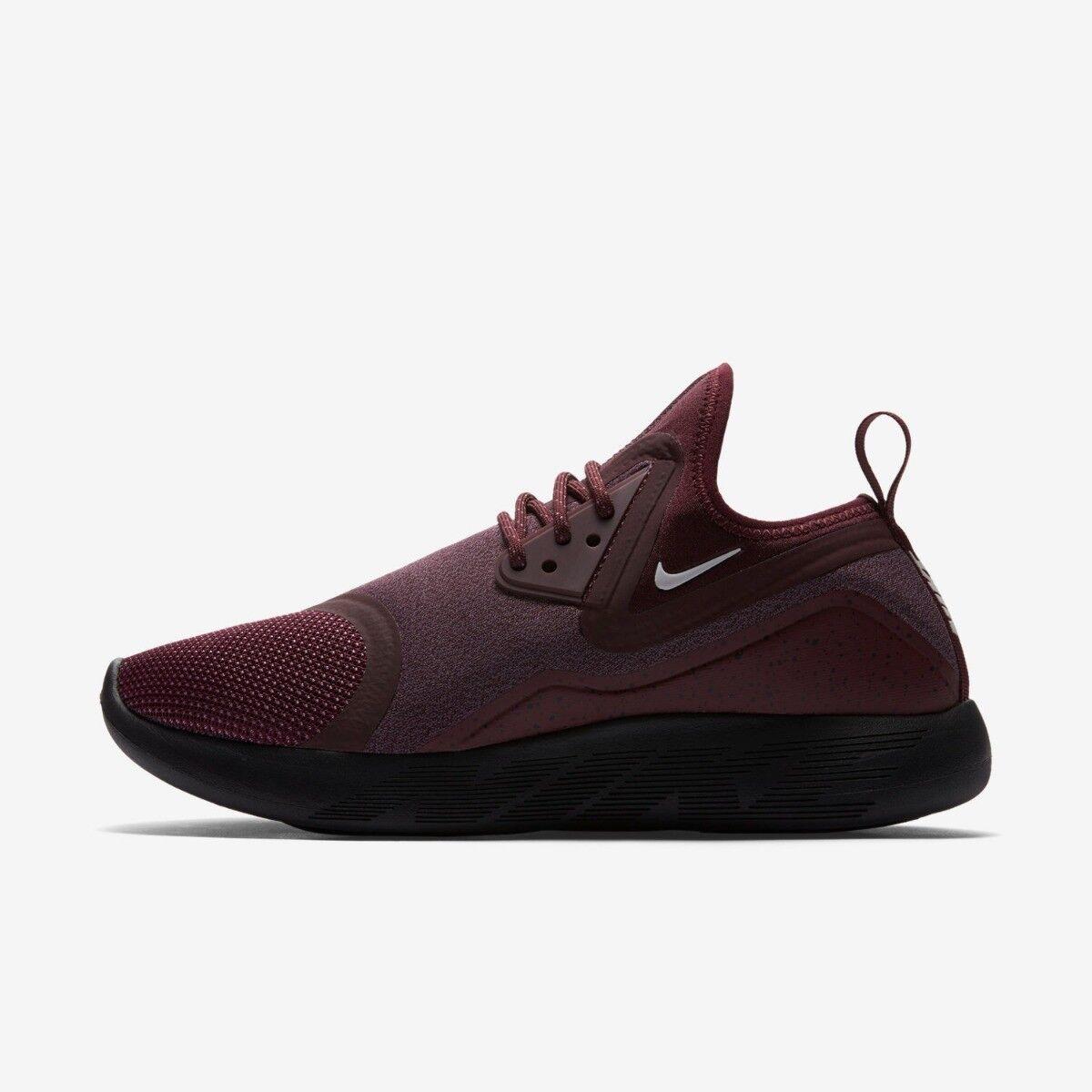 Los últimos zapatos de descuento para hombres y mujeres Nike lunarcharge Esencial Mujer Zapatilla de deporte noche GRANATE