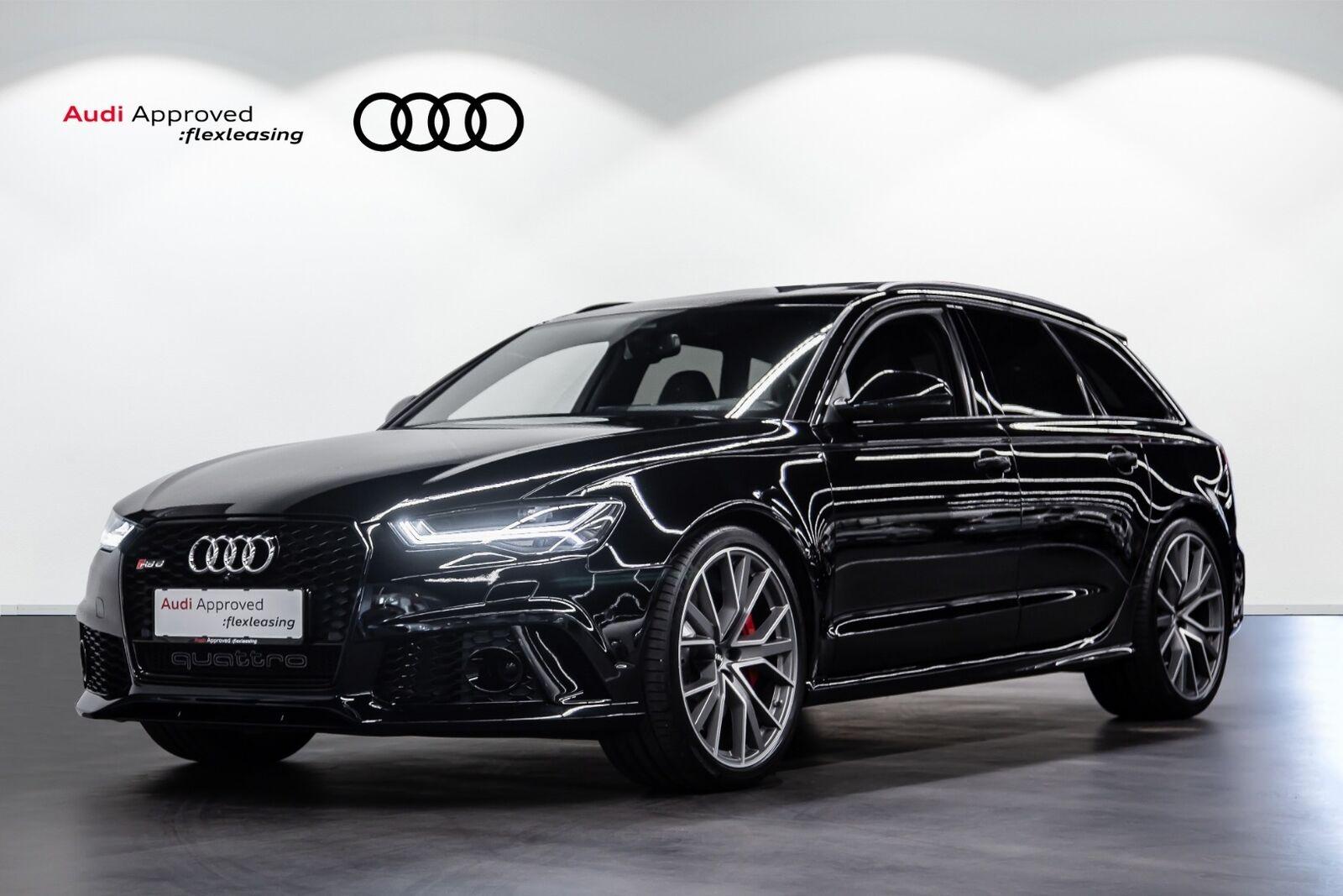 Audi RS6 4,0 TFSi performance Avant quattro 5d - 7.699 kr.