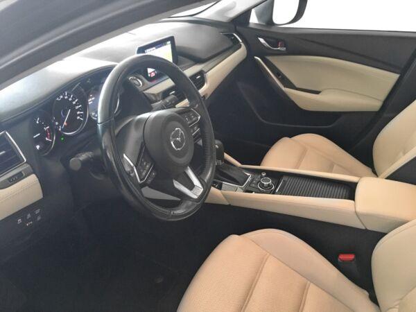 Mazda 6 2,2 Sky-D 175 Optimum stc. aut AWD billede 6