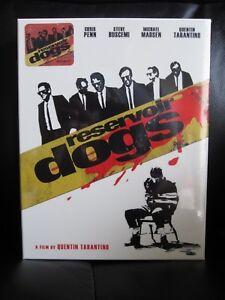 Reservoir-Dogs-Full-Slip-A-NovaMedia-Exclusive-Blu-Ray-Steelbook-New-Sealed