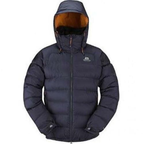 Mountain Equipment Men/'s Lightline Hooded Jacket Navy