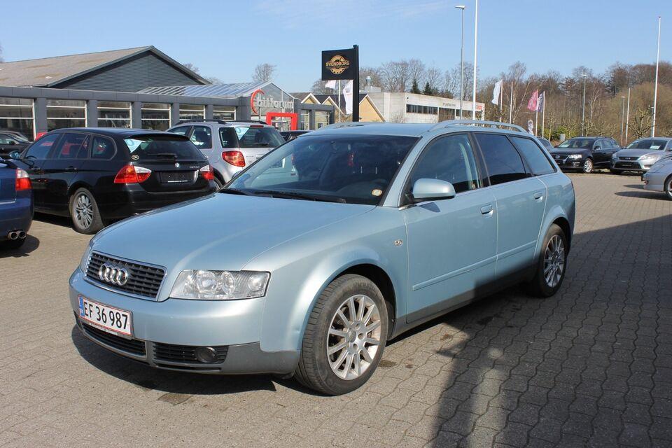 Audi A4 2,0 130 Avant Benzin modelår 2001 km 335000