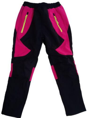 Girls Boys Kids Children/'s Ski Warm Wind Proof Over Trousers 9//10 Years Wet Gear