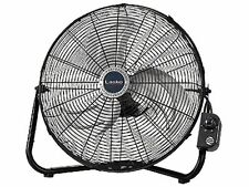 Lasko Max Performance 20�? High Velocity Floor Fan / Wallmount Fan with Quick...